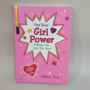 Use your girl power!  Positive girl's book